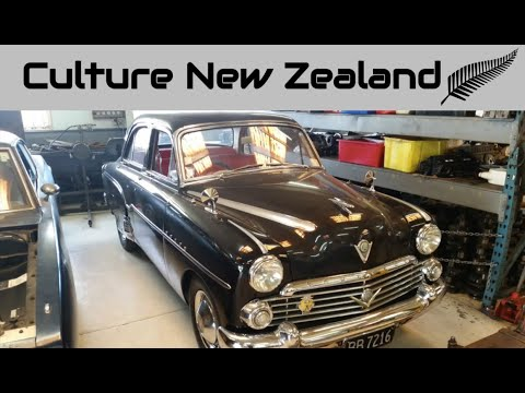 Vauxhall Velox 1957 EIP Series. 4 speed floor gearbox. 3.2L One of a Kind Classic car. New Zealand