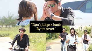 DON'T JUDGE A BOOK BY ITS COVER || Hunny sharma ||