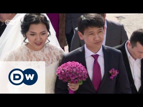 Brautraub: Zur Ehe entführt in Kirgistan | DW Deutsch