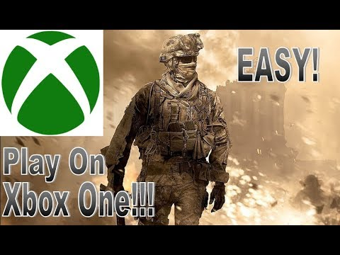 How to Play Modern Warfare 2 on Xbox One [Easy] - Backwards Compatible