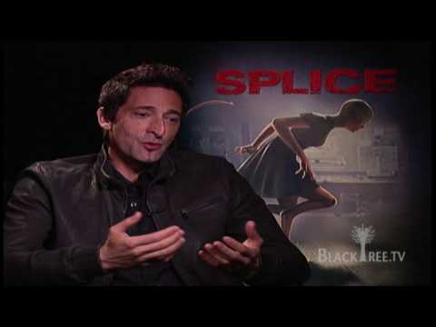 Adrien Brody talks ethics in science and his new movie SPLICE