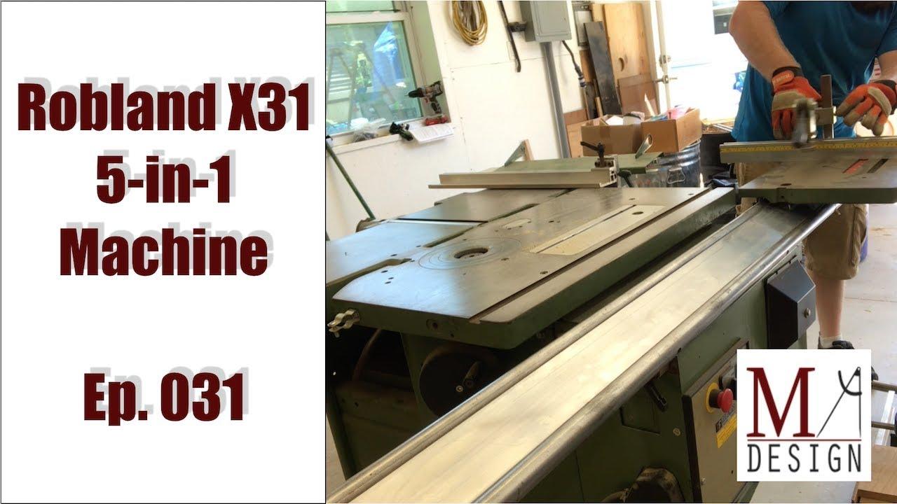 Robland X310 Manual