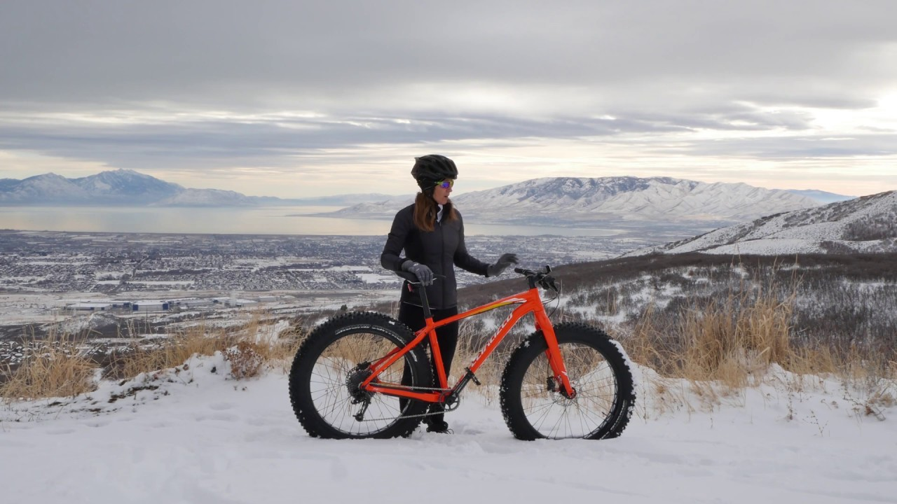 specialized fatboy ride and review youtube