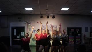 Aberystwyth University Showdance Arts Festival 2018 Jazz Mix