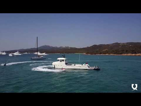 Mini Yacht Support Vessel YXT 20
