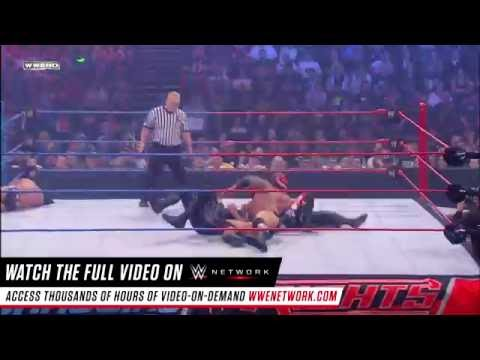 Fatal 4-Way World Heavyweight Title Match: WWE Bragging Rights 2009, only on WWE Network