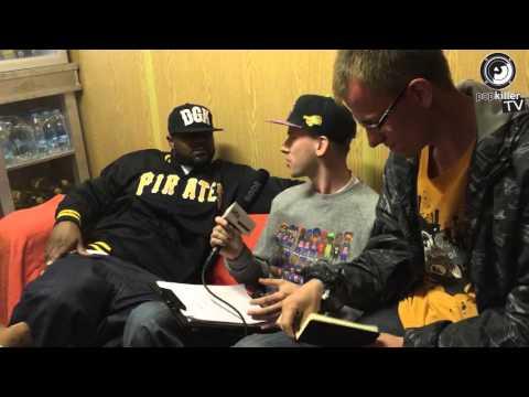 Ghostface Killah - interview / wywiad - talks MF DOOM, 36 Chambers, plans (Popkiller.pl, 2015)