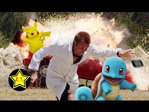 Top 8 Sucesos Más Extraños Jugando Pokemon GO