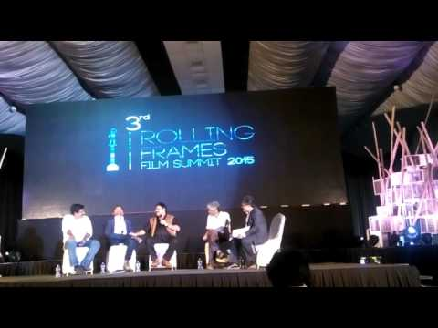 Rolling Frames 2015 Directors Discussion Forum -  Yogaraj Bhat | Anees Bazmee