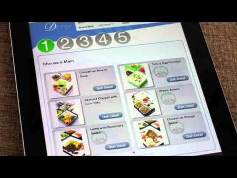 Electronic Meal Ordering and Detietic System