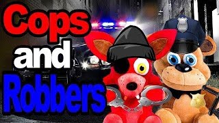 FNAF Plush - Cops and Robbers