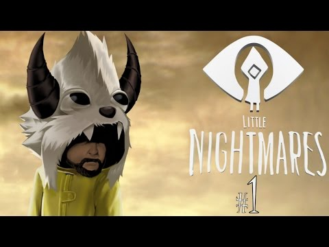 Little Nightmares [1] - THE PRISON (Gameplay / Walkthrough)