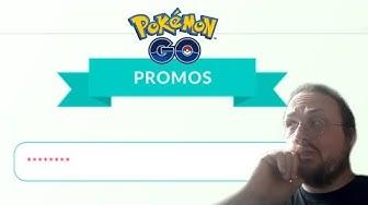 #054 die Wahrheit über bei YouTube gefundene Promo Codes für Pokemon Go 2018-05-22