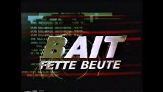 Bait: Fette Beute (2000) - DEUTSCHER TRAILER