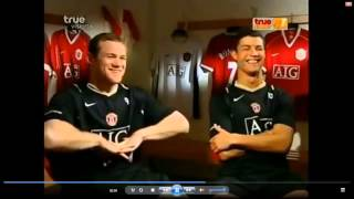 Ronaldo and Rooney Azeri dublaj