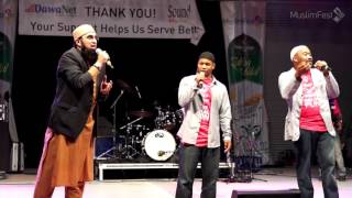 Junaid Jamshed performing live at MuslimFest 2013. MuslimFest is an...