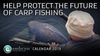 Protect the Future Of Carp Fishing | Embryo Calendar 2019 | Danny Fairbrass KORDA