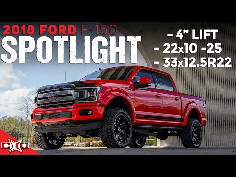 IT'S A ROUSH EDITION! || 2018 FORD F-150 BUILD!