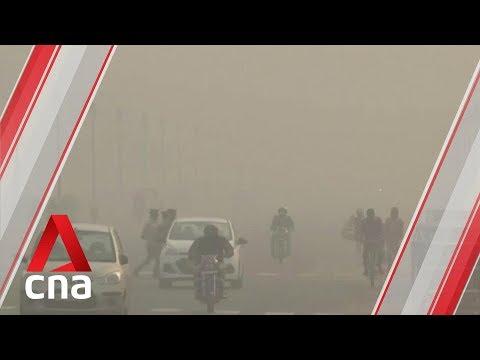 New Delhi Closes Schools As Air Quality Reaches Hazardous Levels