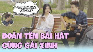Singing to Strangers #1: Flirting 14-year-old girl? | Mai Anh Tai Official