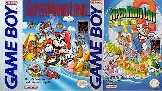 Twitch Livestream   Super Mario Land 1 & 2 [Gameboy]