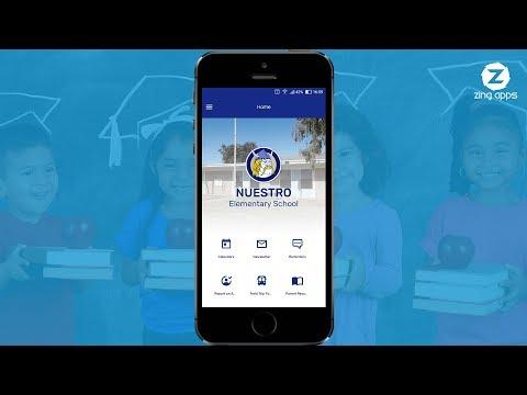 Nuestro Elementary School App