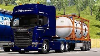 [1.31] Euro Truck Simulator 2 | Scania R&S RJL – FIX | Mods