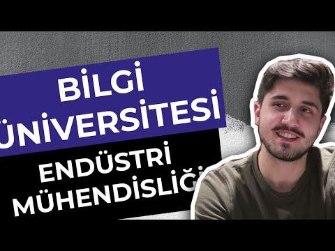 Bilgi Üniversitesi - Endüstri Mühendisliği | Hangi Üniversite Hangi Bölüm