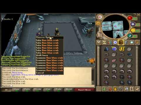 Runescape - Guide To Ferret Puzzle Room Dungeoneering Live Mackro1