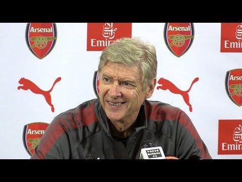 Arsene Wenger Full Pre-Match Press Conference - Watford v Arsenal - Premier League