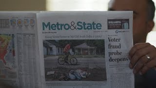 Behind the pages of The Dallas Morning News