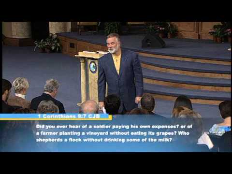 Keith Moore   Tithing today   Pt 3 Honor and Blessing