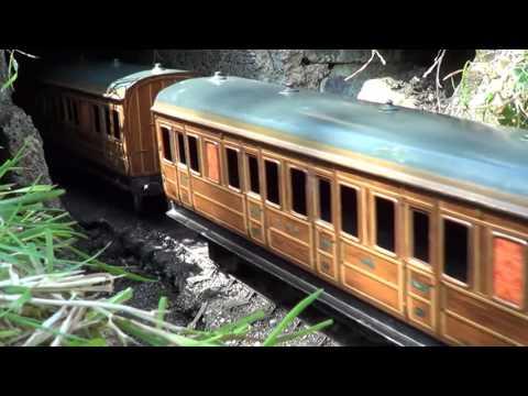 Gauge 1 Vintage Garden Railway