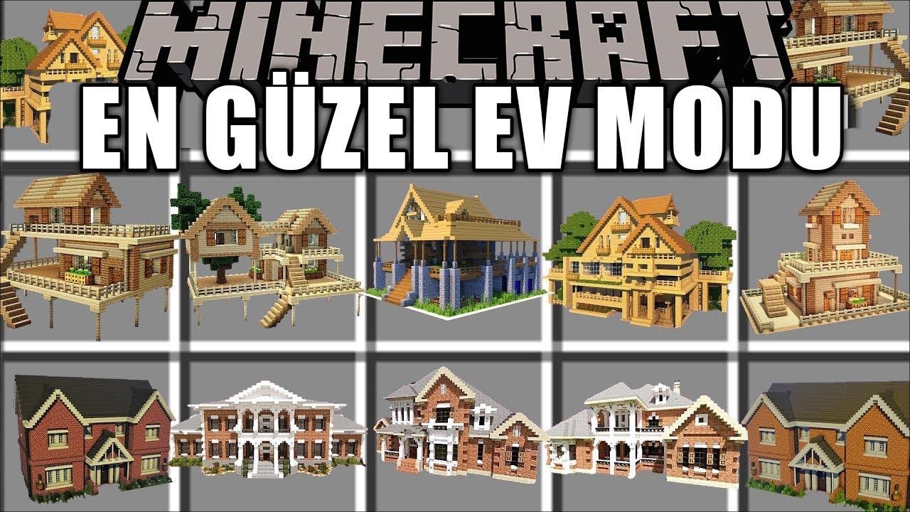 Minecraft Mod : Otomatik Şehir, Köy