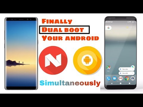 how to dual boot android phone | Install multi ROM on one