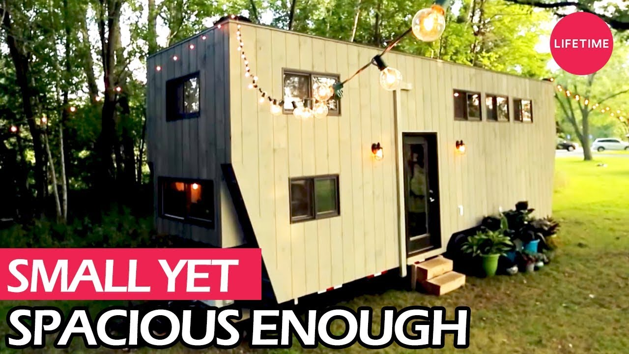 Tiny House Nation Trailer Lifetime Youtube
