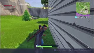OMG I CROSS A Cheater ON FORTNITE WATCH THE MORE
