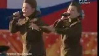 Sisters Tolmachevy Katyusha,        Den pobedy 2007