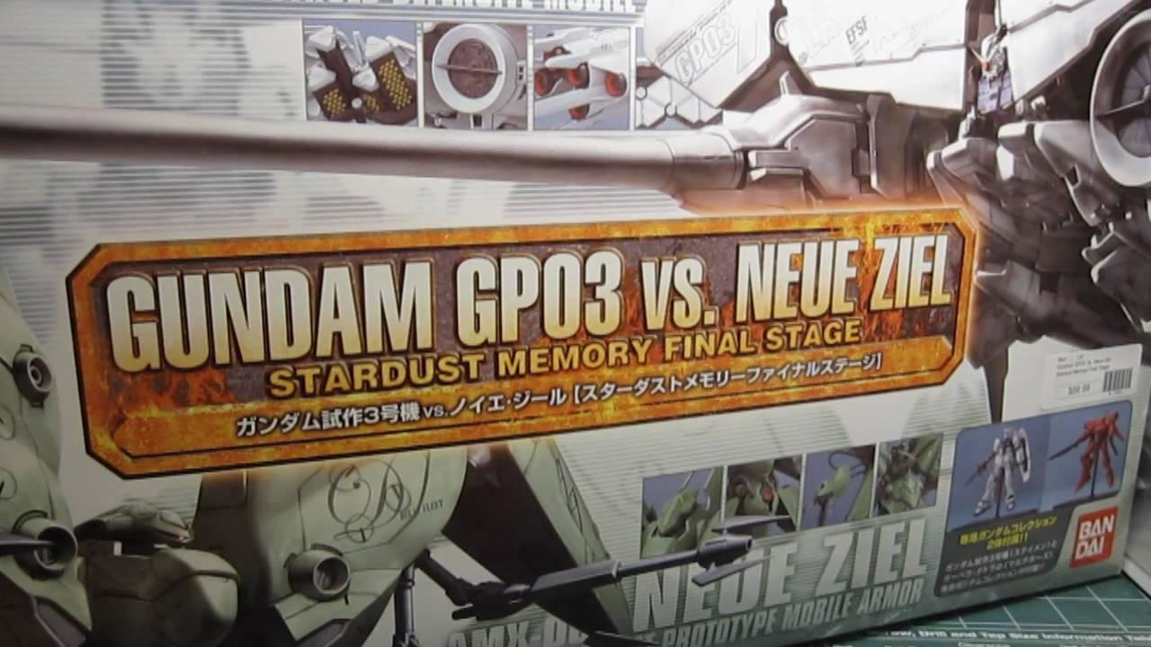Gundammodels 1 400 Gundam Gp03 Vs Neue Ziel Part Youtube Hg Mechanics Dendrobium