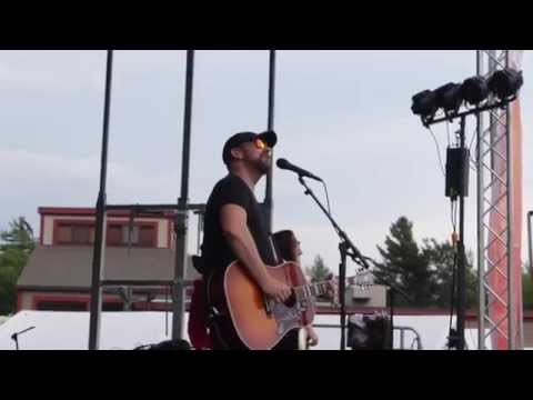 Kristian Bush - Baby Girl Live at Wachusett Mountain