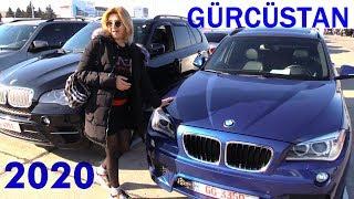 Gürcüstan Maşın Bazarı - Avtomobil Yoxlama və Almaq
