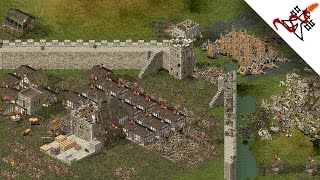 Stronghold HD - 1vs1 TRAPPED | Multiplayer Gameplay