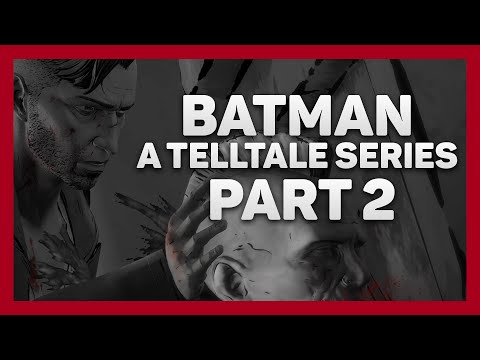 Batman: Telltale Series | Part 2 | Shadows Edition | Oswald Cobblepot