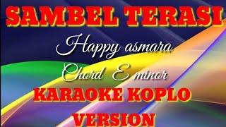 SAMBEL TERASI-KARAOKE KOPLO+LIRIK-audio jernih