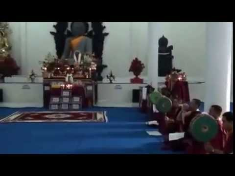 The Holy Vesak 4  Padmasambhava Ritual Ganachakra   Chog Offering