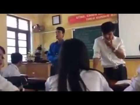 Thầy cô vui tính!