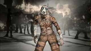 Borderlands 2 Launch Trailer (Remix) - Organ Donor by Zomboy