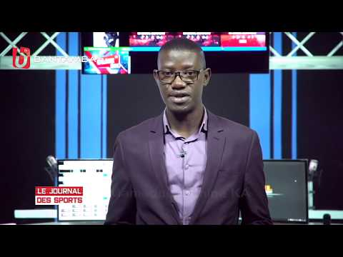 JOURNAL DES SPORTS DU 08 NOVEMBRE 2018 - BANTAMBA TV