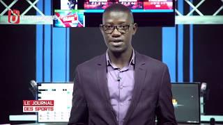 JOURNAL DES SPORTS DU 08 NOVEMBRE 2018 - BANTAMBA TV