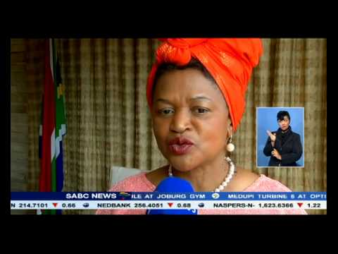 Baleka Mbete has apologised for her comments